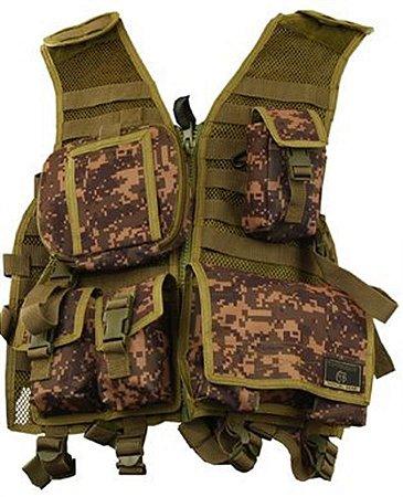 Colete Tippmann Assault Vest