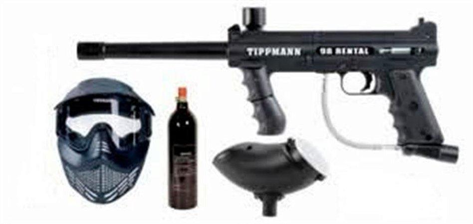Kit c/ 10 Marcadores Tippmann 98 Rental