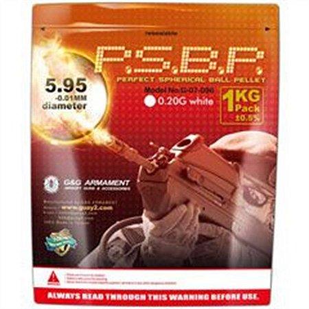 Bolinha BBs G&G Perfect 25gr 1k