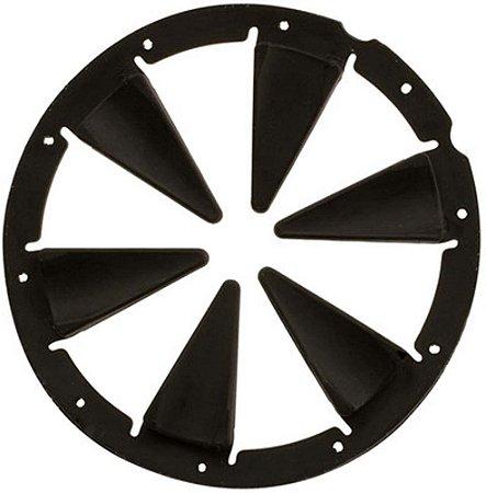 Exalt Speed Feed Dye Rotor Black