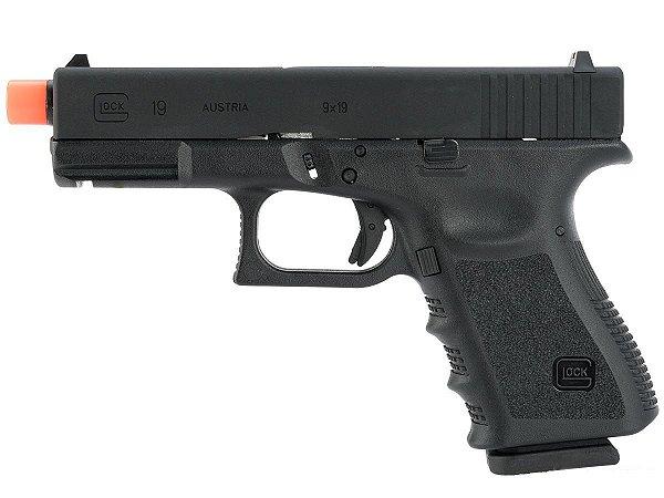 Pistola Elite Force GLOCK 19 Gen.3 Gas Blowback