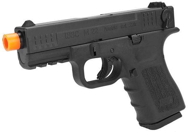Pistola ISSC M-22 Full Metal GBB Gas Blowback