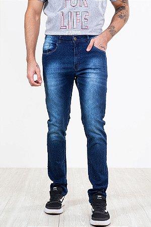 Calça jeans com bolso seven