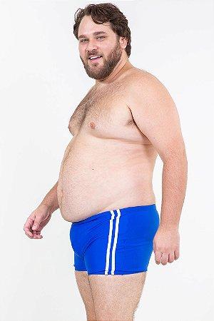 Sunga boxer plus size
