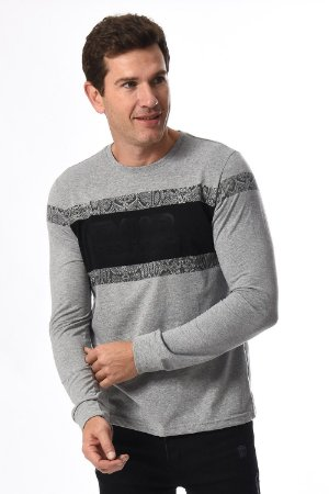 Camiseta manga longa bgo