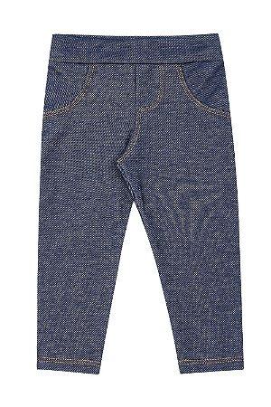 Calça bebê molecottom jeans