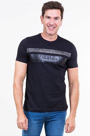 Camiseta manga curta estampa tmwr