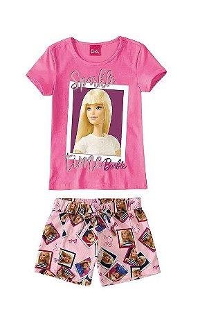 Conjunto infantil Barbie