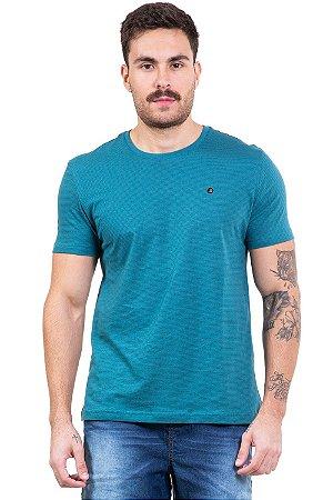 Camiseta manga curta moline