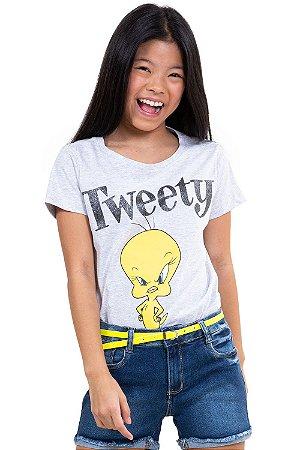 Camiseta juvenil looney tunes
