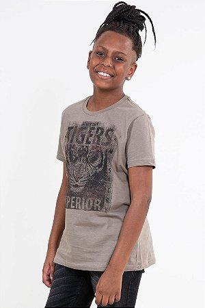 Camiseta manga curta tigers superior