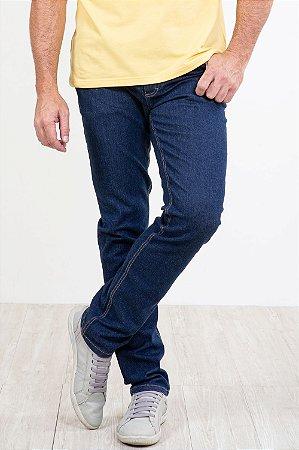 Calça jeans slim malwee