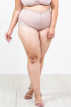 Calçola cintura alta plus size