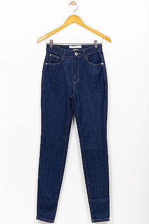 Calça jeans super skinny malwee