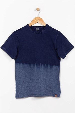 Camiseta infantil manga curta estonada brandili mundi