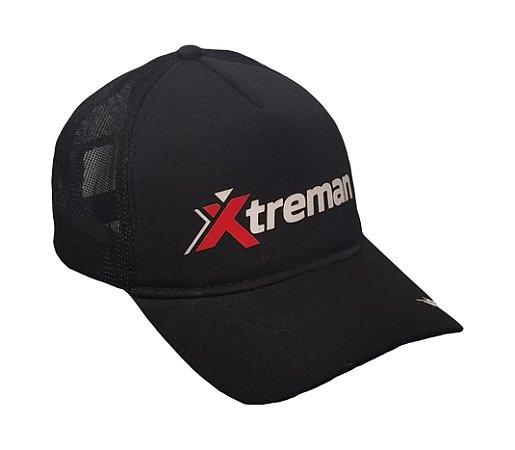 Boné Xtreman - Preto