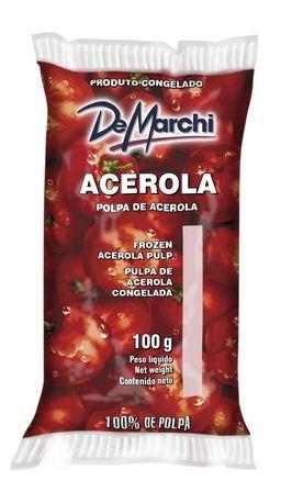 POLPINHA DE ACEROLA 10X100G