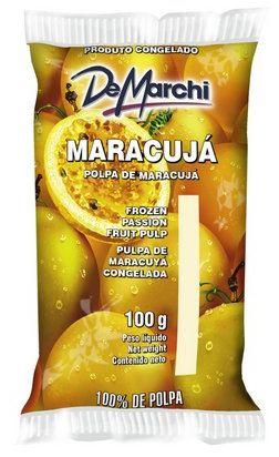 POLPINHA DE MARACUJA 10X100G