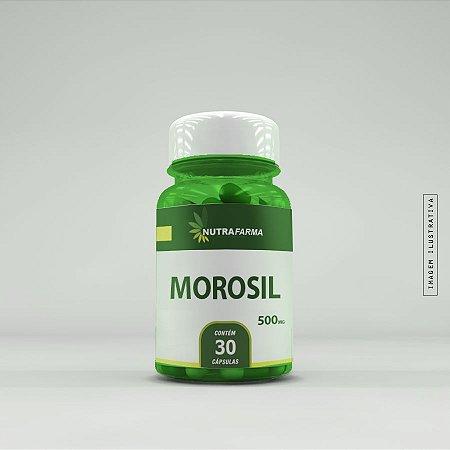 Morosil 500mg - 30 Cápsulas