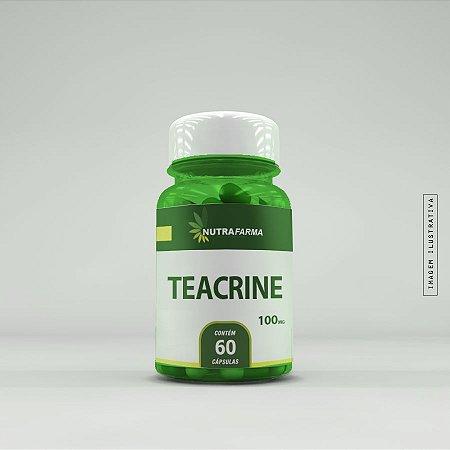 Teacrine 100mg - 60 Cápsulas