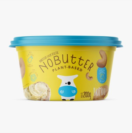 NoButter - Manteiga Vegana 200g