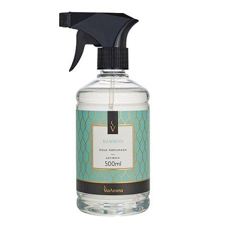 Água Perfumada Bamboo 500ml - Via Aroma