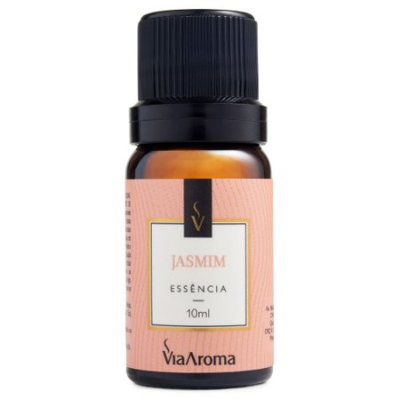 Essência Jasmim Branco 10ml - Via Aroma