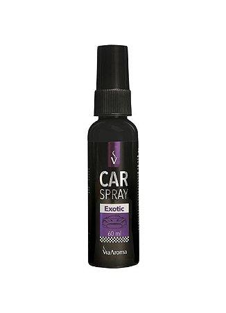 Car Spray Exotic 60ml  - Via Aroma