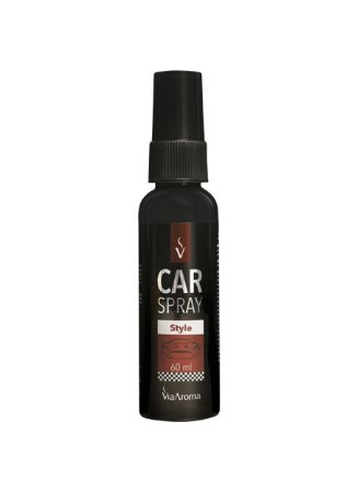 Car Spray Style 60ml  - Via Aroma