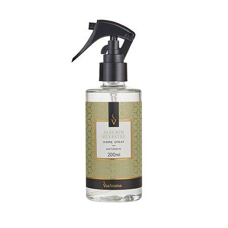 Home Spray 200ml Alecrim Silvestre - Via Aroma