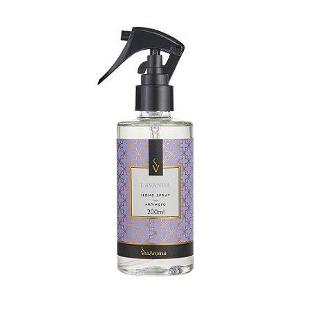 Home Spray 200ml Lavanda - Via Aroma