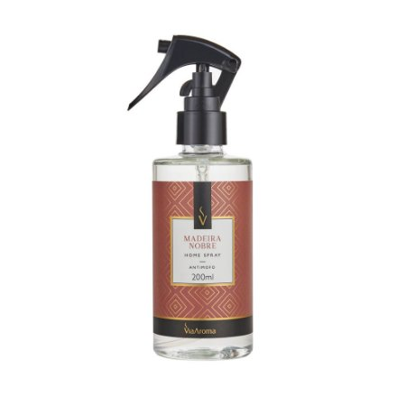 Home Spray 200ml Madeira Nobre - Via Aroma