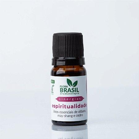 Sinergia Espiritualidade - Flora Brasil - 10 ml