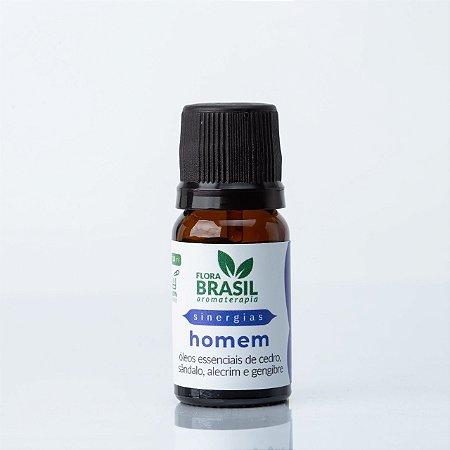 Sinergia Homem - Flora Brasil - 10 ml