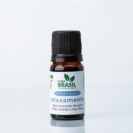 Sinergia Relaxamento - Flora Brasil - 10 ml