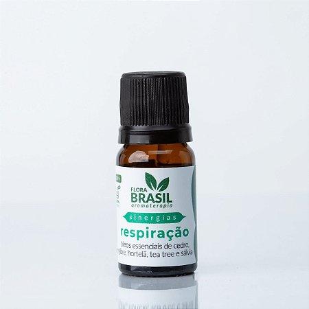 Sinergia Respiração - Flora Brasil - 10 ml
