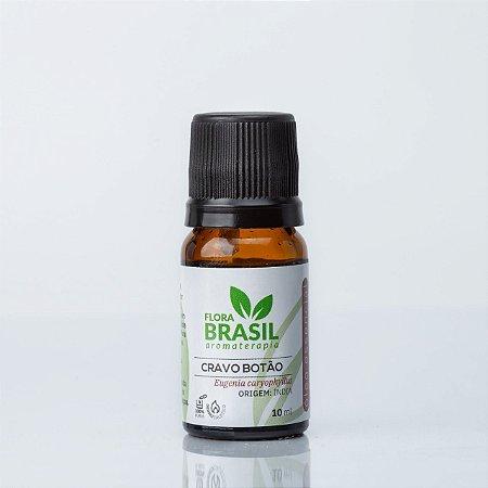 Óleo Essencial Cravo Botão - Flora Brasil - 10 ml