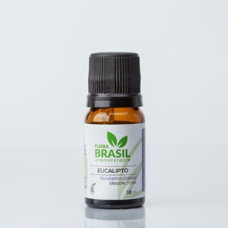 Óleo Essencial Eucalipto - Flora Brasil - 10 ml