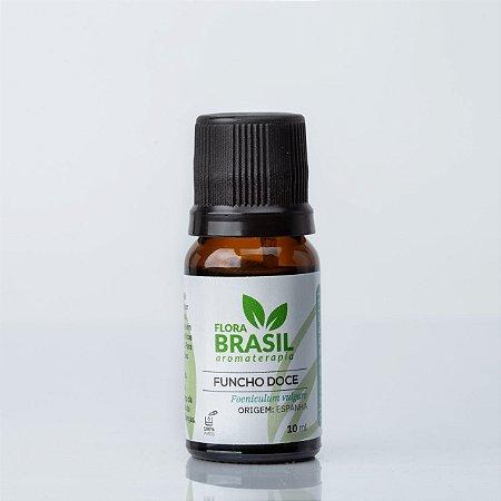 Óleo Essencial Funcho Doce (Erva Doce) - Flora Brasil - 10 ml