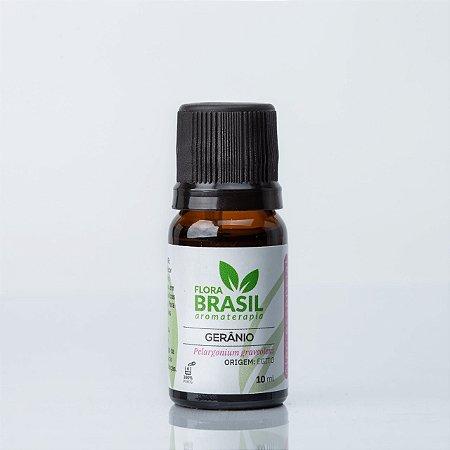 Óleo Essencial Gerânio - Flora Brasil - 05 ml
