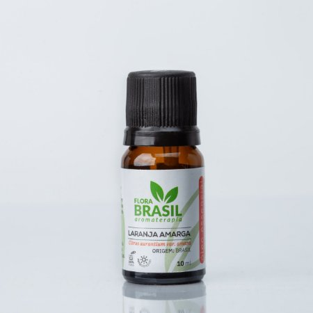 Óleo Essencial Laranja Amarga - Flora Brasil - 10 ml