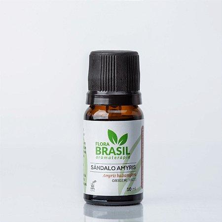 Óleo Essencial Sândalo Amyris - Flora Brasil - 05 ml