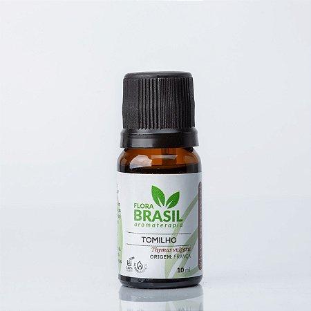 Óleo Essencial Tomilho - Flora Brasil - 10 ml