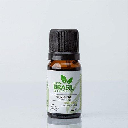 Óleo Essencial Verbena (May Chang) - Flora Brasil - 10 ml