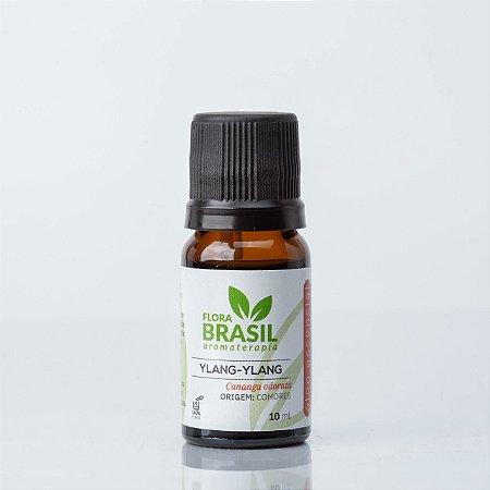 Óleo Essencial Ylang-Ylang - Flora Brasil - 05 ml