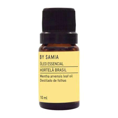 Óleo Essencial Hortelã do Brasil  10ml - By Samia