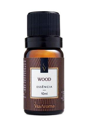 Essência Wood 10 ml - Via Aroma
