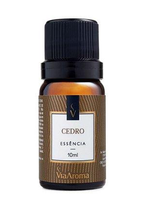 Essência Cedro 10 ml - Via Aroma