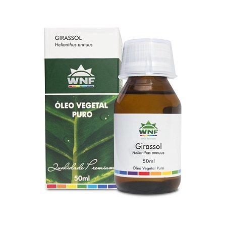 Óleo Vegetal Girassol 50ml - WNF