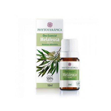 Óleo Essencial Tea Tree (Melaleuca) 10ml - Phytoterápica